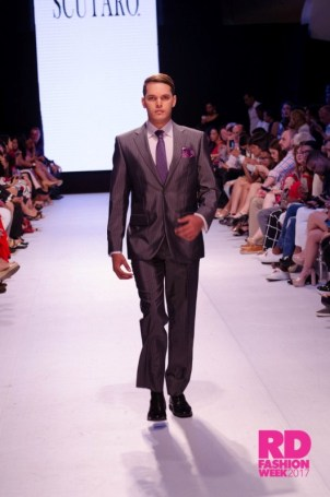Giovanni Scutaro en la RD Fashion Week