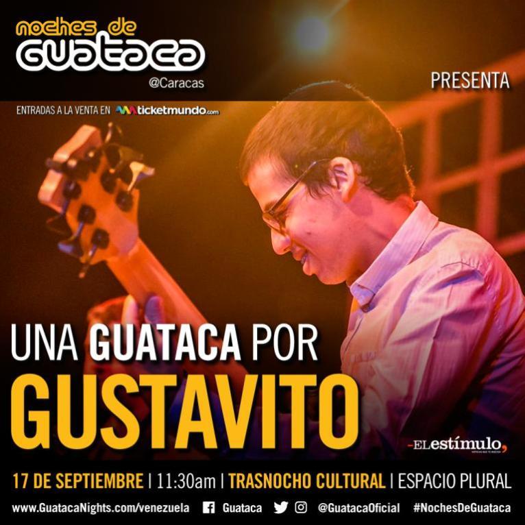 Gustavo Marquez, bajista