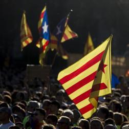 El Gobierno regional de Cataluña no se plantea en estos momentos convocar elecciones, y será el Parlamento regional quien se pronuncie, previsiblemente esta semana/ EFE/Quique García