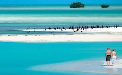 Playa Paraiso, Cuba/ Foto: Referencial