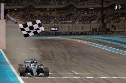 Escudería Mercedes 2017 F1 Hamilton Bottas (2)