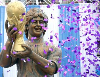 Diego Maradona La India 2017 (5)