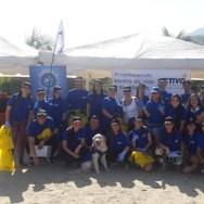 Día de Playa banco Activo