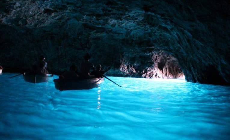 Capri, la isla de Tiberio