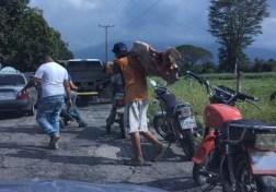 Cuatro muertos dejan protestas por comida y saqueos en municipios del norte de Mérida 1