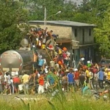 Cuatro muertos dejan protestas por comida y saqueos en municipios del norte de Mérida 3