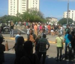 Protesta de Macuto, Edo Vargas