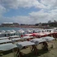 Carnaval 2018 en Vargas-playa de La Guaira