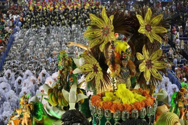 Rio de Janeiro y su Carnaval