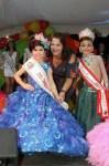 Mini reina de Carnaval