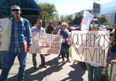 Pacientes renales de Mérida dicen que la falta de insumos es como un ataque psicológico