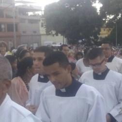 Peregrinación 134 de Virgen de Lourdes en Vargas 3