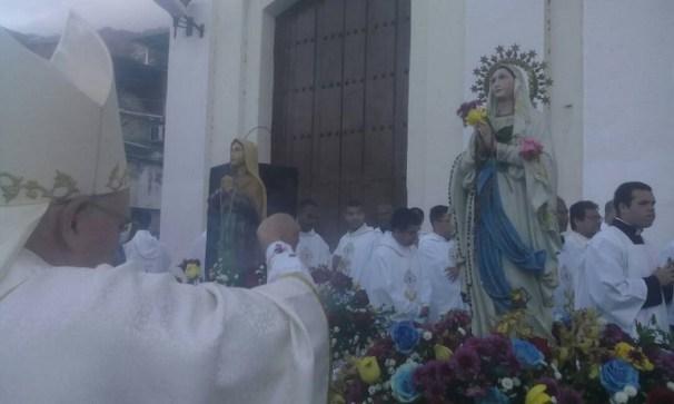 Peregrinación 134 de Virgen de Lourdes en Vargas 6