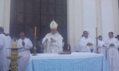 Peregrinación 134 de Virgen de Lourdes en Vargas 7