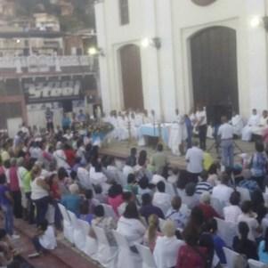 Peregrinación 134 de Virgen de Lourdes en Vargas 9
