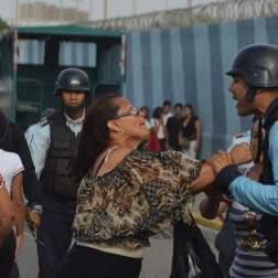 ACCION POLICIAL TOMADA La Verdad de Vargas
