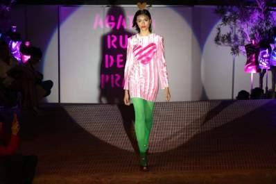 Ágatha Ruiz De La Prada presenta desfile en Uruguay