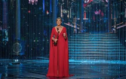 Allison Janney en los Premios Óscar