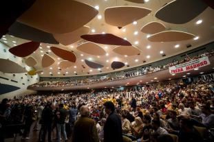 """Sectores sociales se unieron entorno a la proclama: """"Es hora de cambiar"""" / Foto: EFE"""