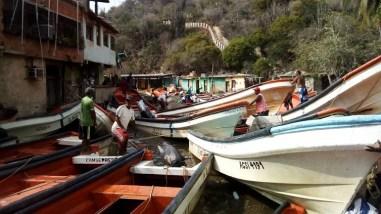 Lluvias Aragua-pescadores-Choroni