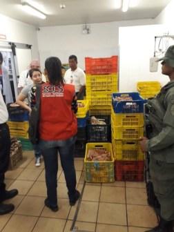 En frontera de Tachira hallan carne en estado de descomposición que sería llevada a Colombia
