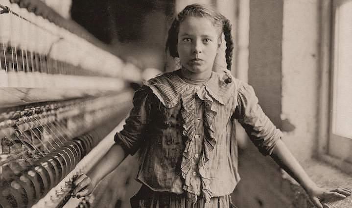 Lewis Hine y su fotografía documentalista