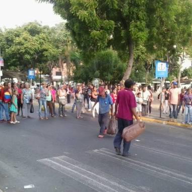 Protesta / Vargas