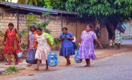 indigenas mujeres warao crisis venezuela