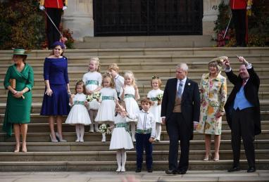 cortejo boda real