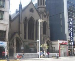 Iglesia evangélica metodista de Buenos Aires/ Foto: Referencial