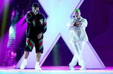 Nicky Jam y J Balvin/ Foto: Referencial