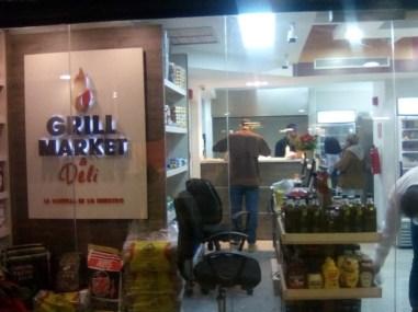 Grill Market & Deli tienda
