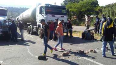 protesta gasolina tachira
