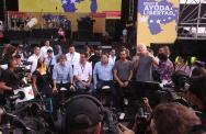 organizadores del Venezuela Aid Live