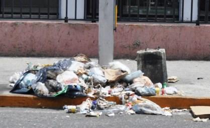 Basura en Petare / Foto: Lisandro Casaña
