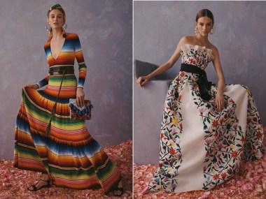 """Colección """"Resort 2020"""" de la firma Carolina Herrera"""