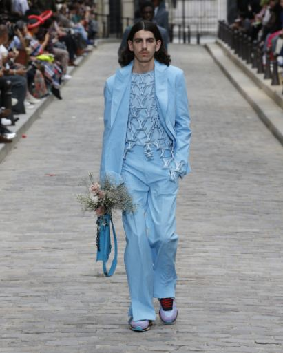 Louis Vuitton Men´s collection