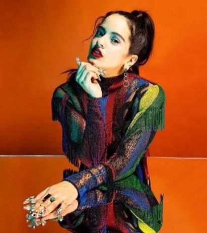 Rosalía es la artista española con más Grammy Latinos por un único tema.