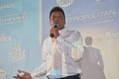 Santiago Otero, CEO de Evenpro