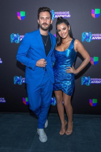 Sebastián Zurita y Maite Perroni