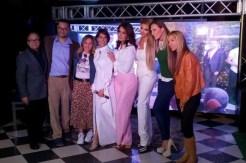 Artistas como Sandra Villanueva, Kiara, Liz y Cinthia Lander acompañaron a Josemith Bermudez