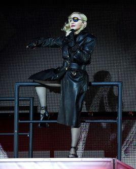Madonna el cierre del Word Pride 2019 en la ciudad de Nueva York, EEUU.