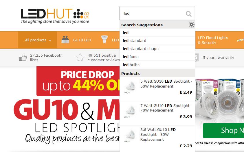 ledhut-search