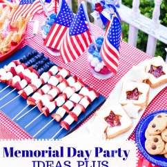 Chip Kitchen Cabinets Butcher Block Island Chocolate Peanut Butter Cookies & Summer Party Tips ...