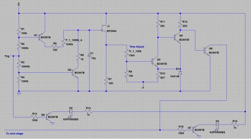 small resolution of  t911 envelope generator schematic