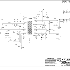 Circuit Diagram Of Buck Boost Converter Laser Printer Ltc3780 Datasheet And Product Info Analog Devices