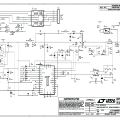Poe Ethernet Wiring Diagram Ford 4r70w Transmission Ltc4269 2 Datasheet And Product Info Analog Devices