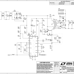 High Power Led Driver Circuit Diagram 2003 Ford Explorer Exhaust Lt3799 1 Datasheet And Product Info Analog Devices