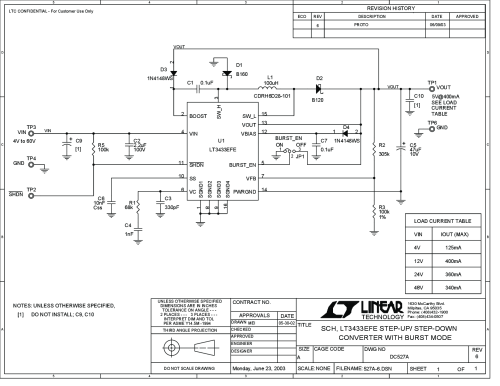 small resolution of lt3433 datasheet and product info analog devices step up step down dc to dc converter circuit diagram using lt3433