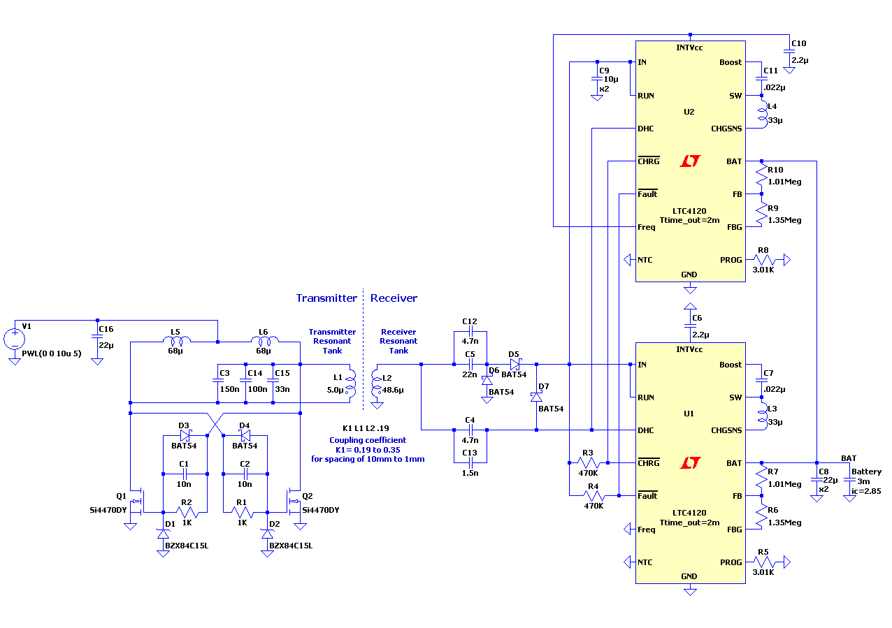 doubling the ltc4120 wireless power receiver for higher battery wireless power receiver chip ltc4120 wireless power [ 1276 x 899 Pixel ]